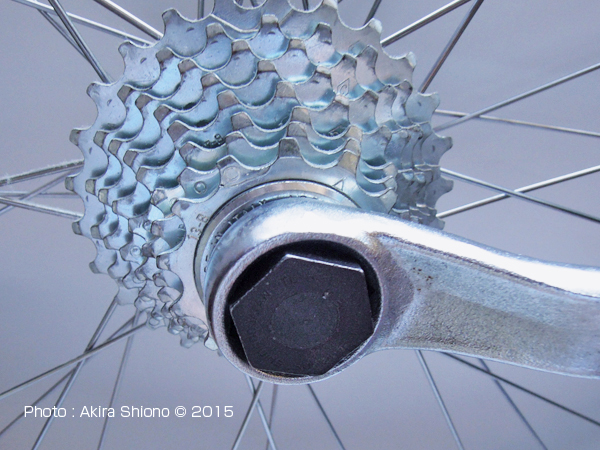 ... 自転車修理/CHSいろいろサイト